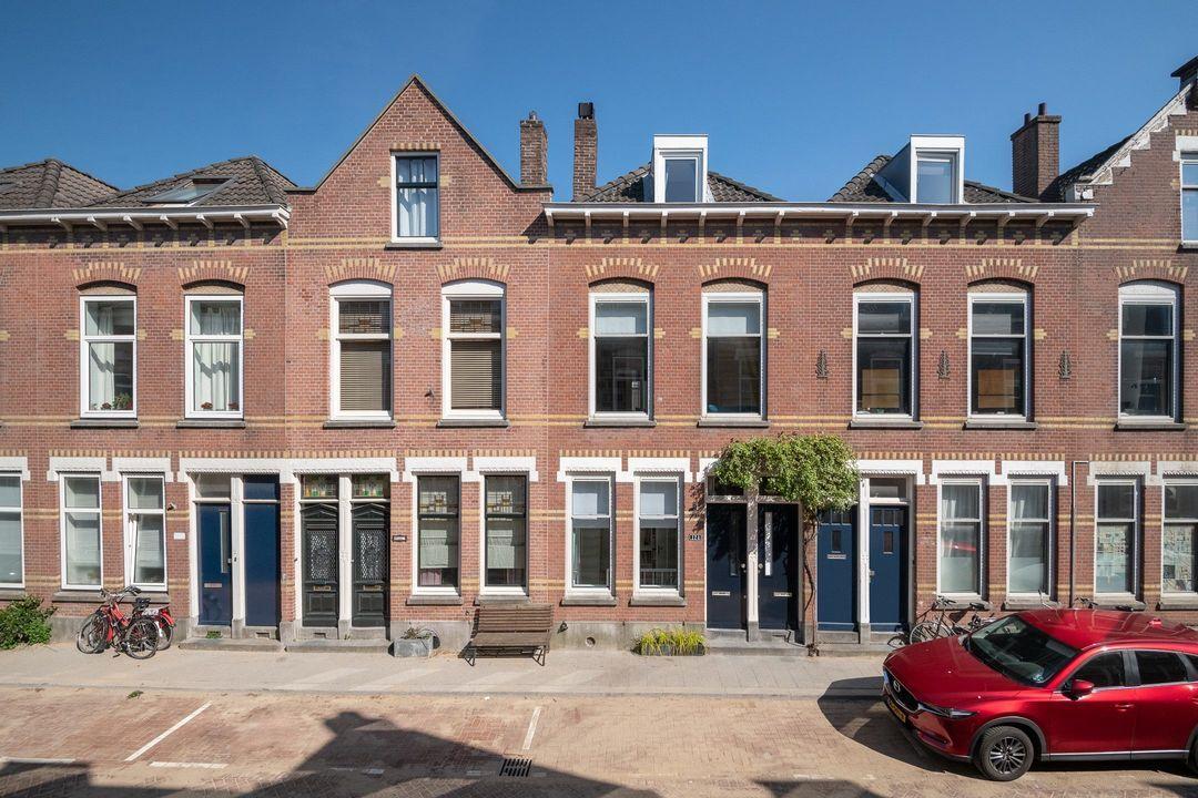 Adamshofstraat 124, Rotterdam