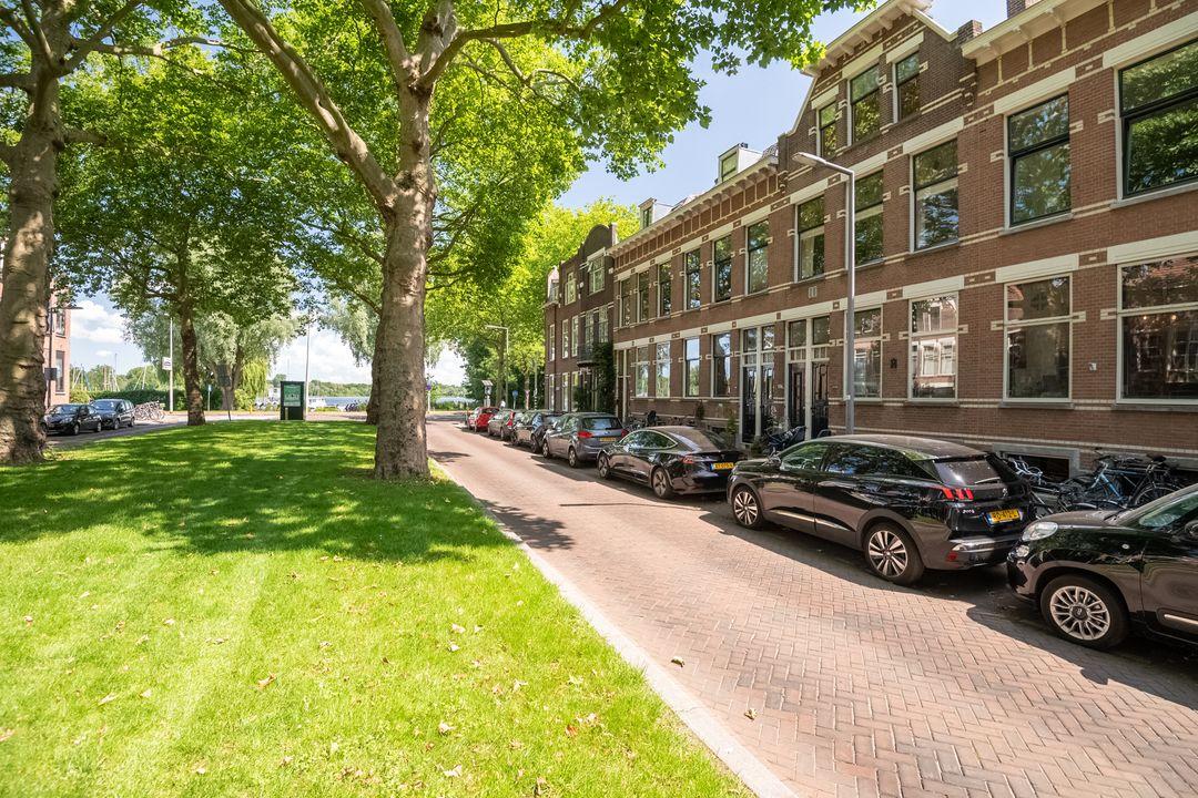 Jericholaan 10 b, Rotterdam