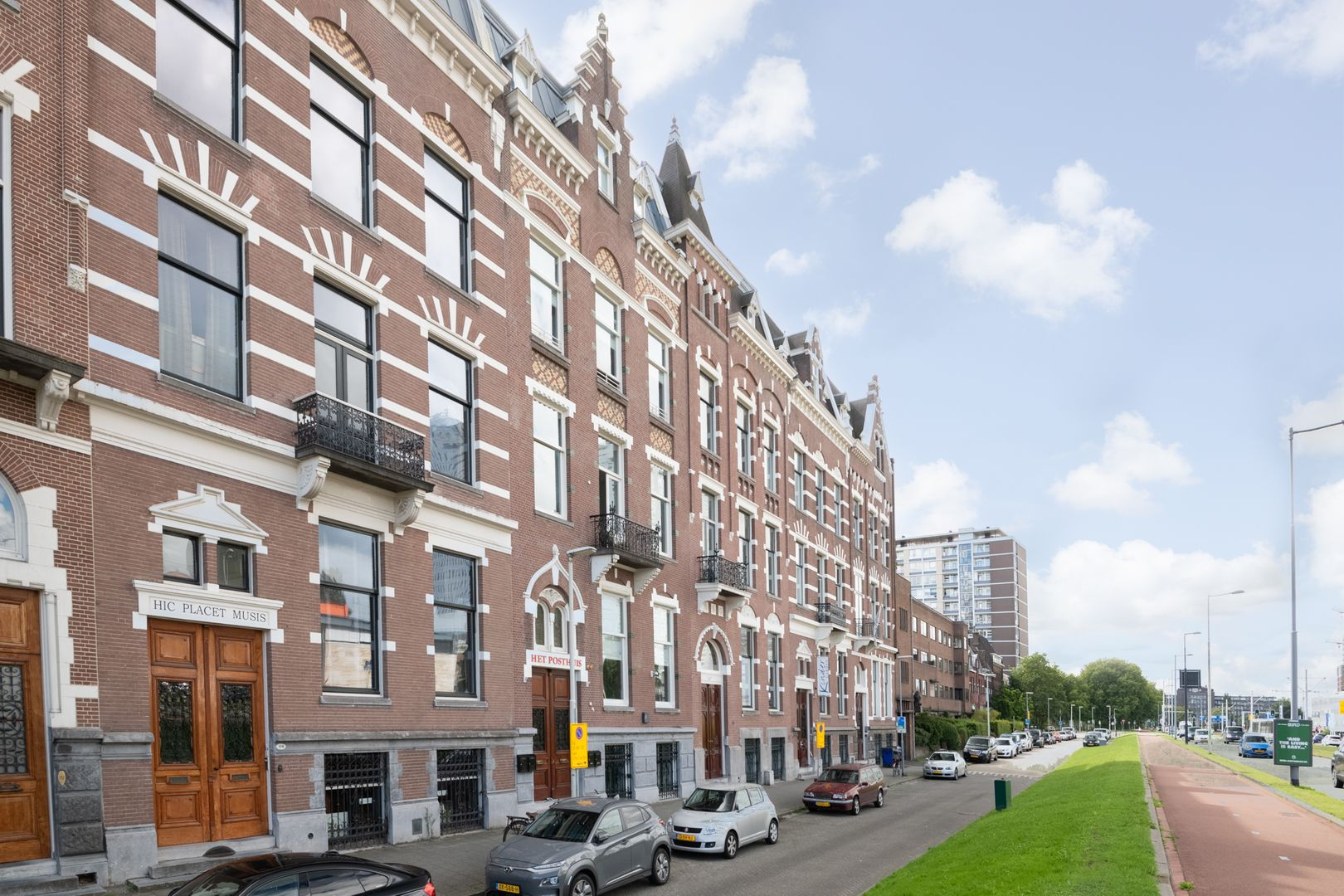 Westzeedijk 116 -c, Rotterdam foto-22 blur