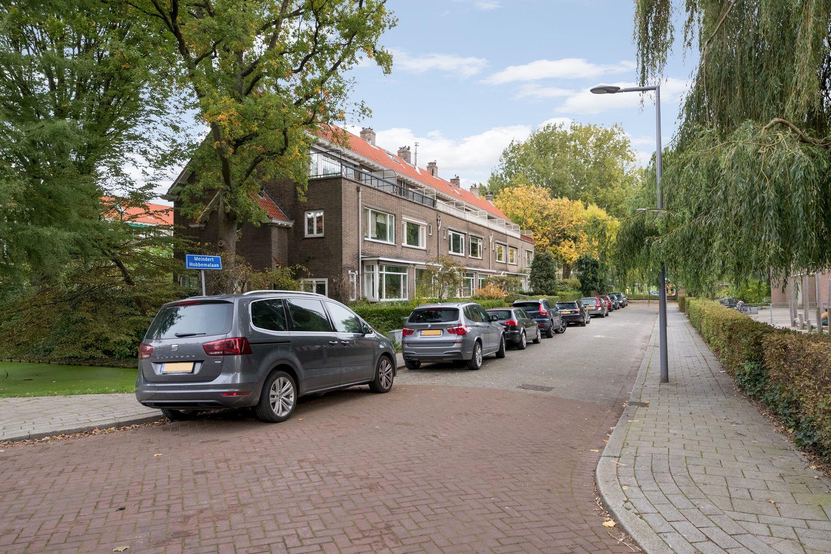 Meindert Hobbemalaan 9, Rotterdam foto-51 blur