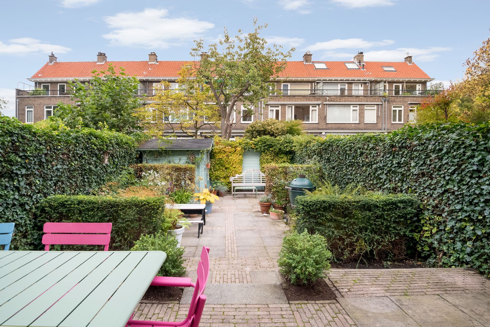 Meindert Hobbemalaan 9, Rotterdam foto-42 blur