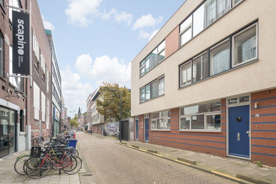 Eendrachtsstraat 25, Rotterdam