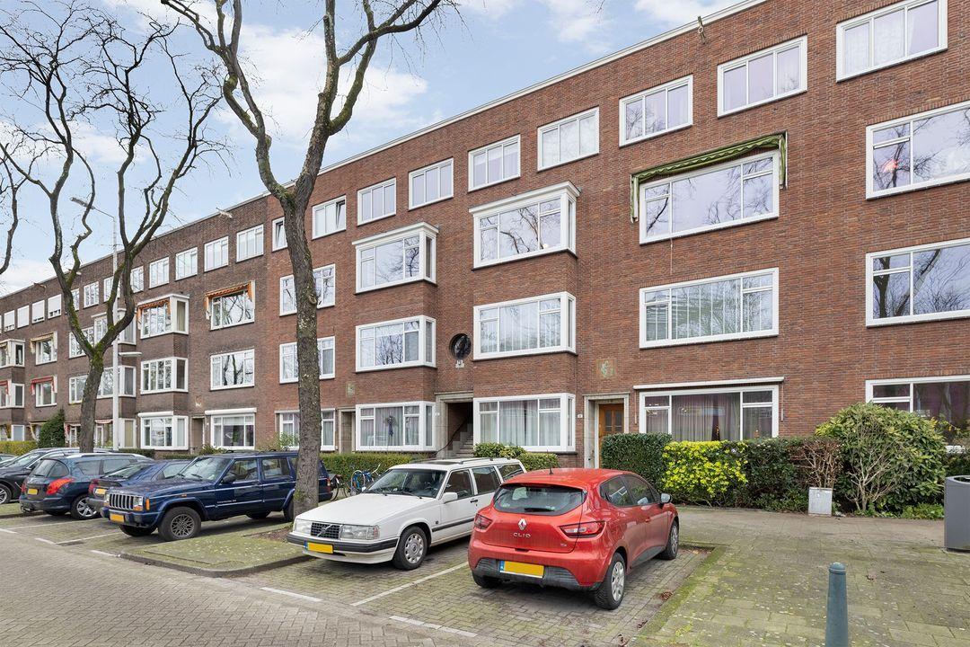 Rochussenstraat 35 b, Rotterdam