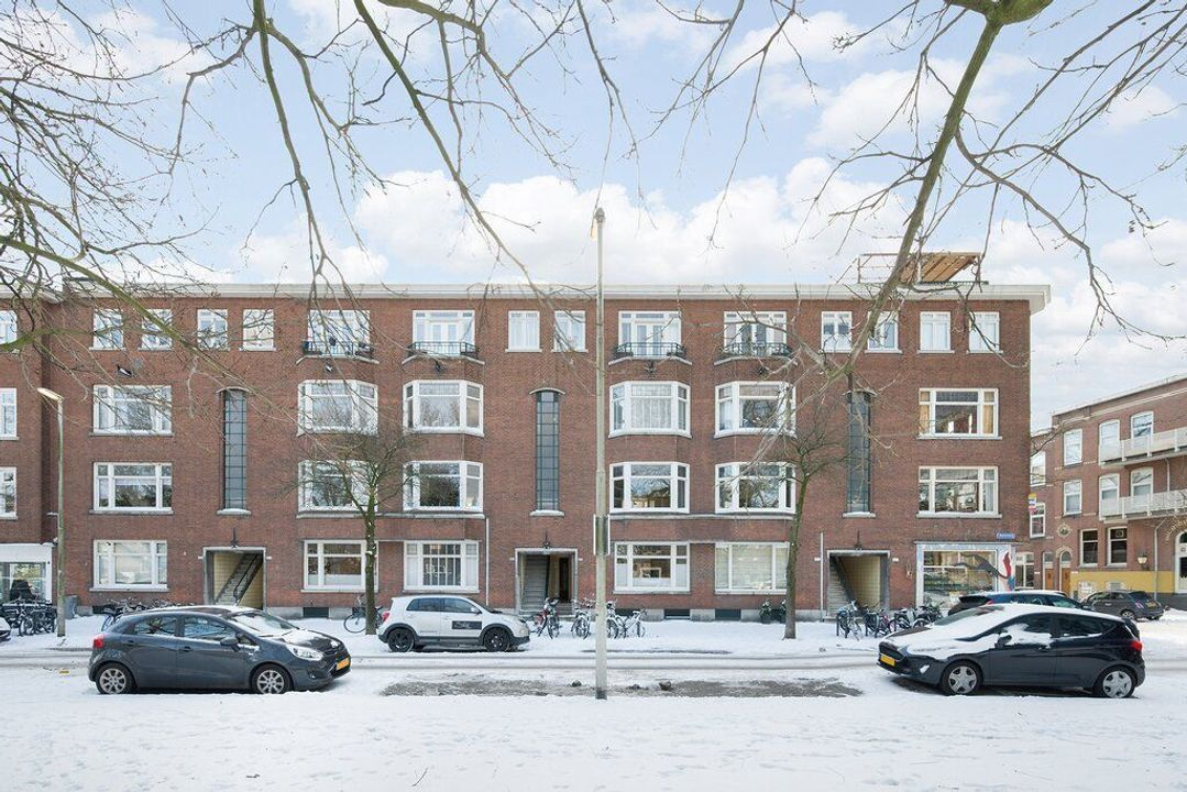 Libanonweg 10 b, Rotterdam