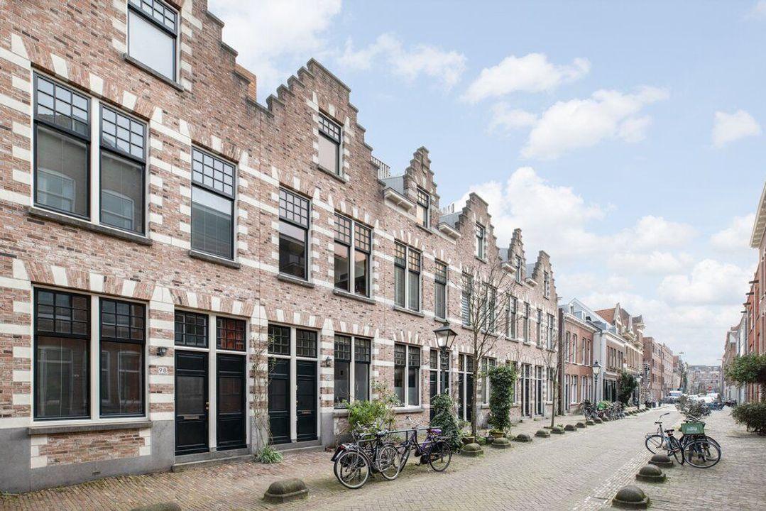 Waterloostraat 100, Rotterdam