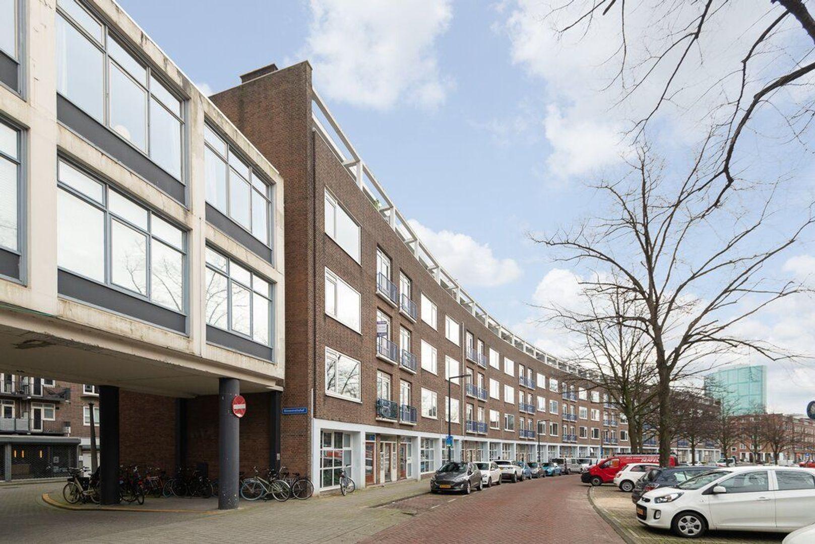Lombardkade 39 d, Rotterdam foto-25 blur