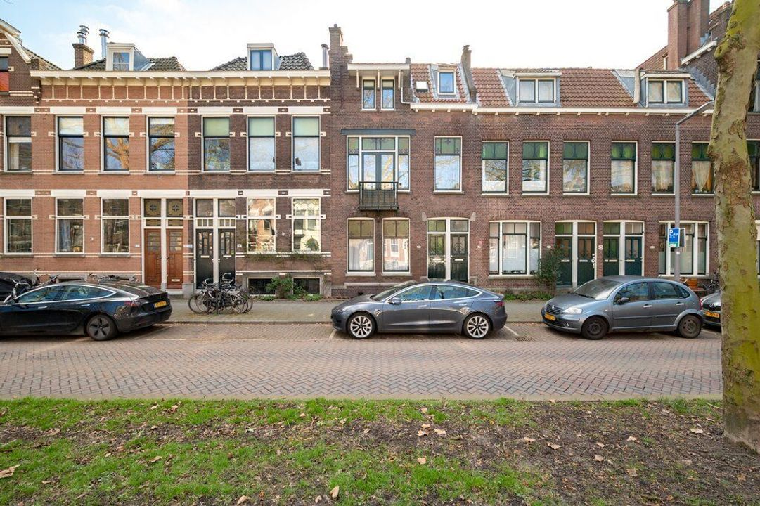 Jericholaan 18 b, Rotterdam