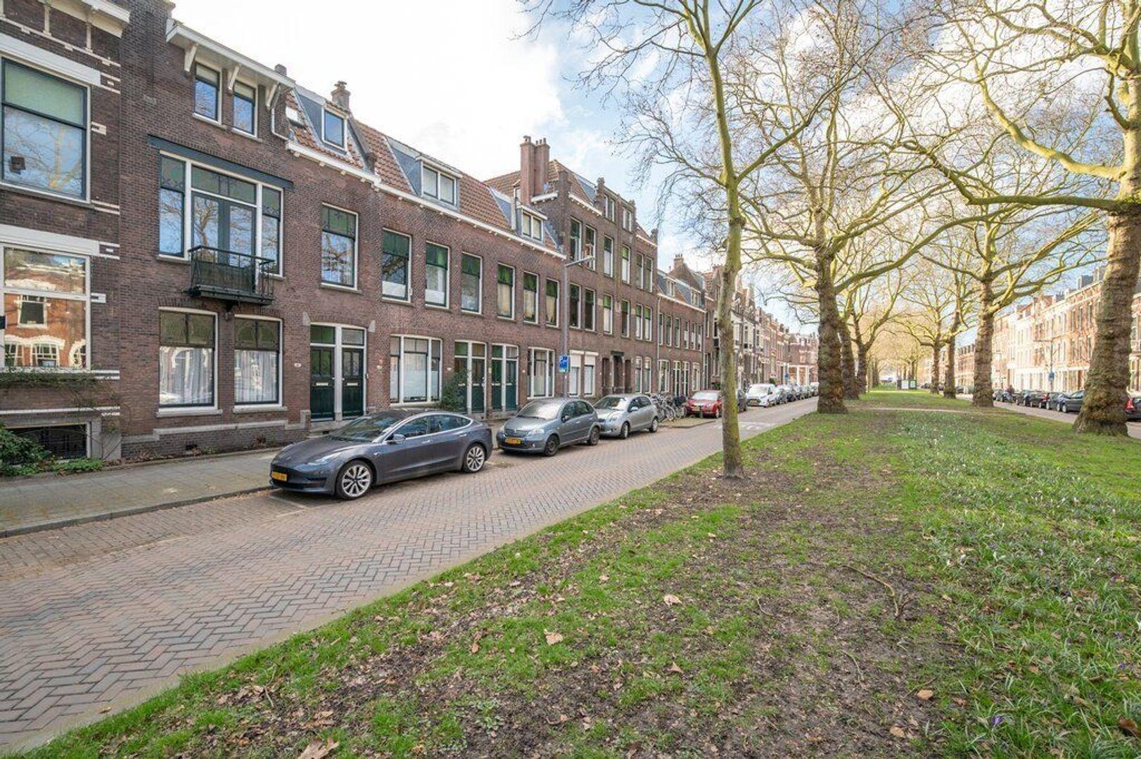 Jericholaan 18 b, Rotterdam foto-2 blur