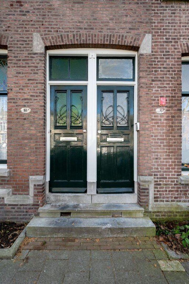 Jericholaan 18 b, Rotterdam foto-50 blur