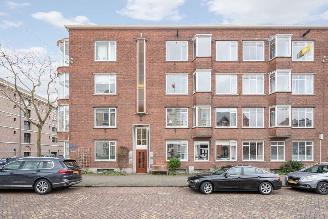 Calandstraat 26 a, Rotterdam