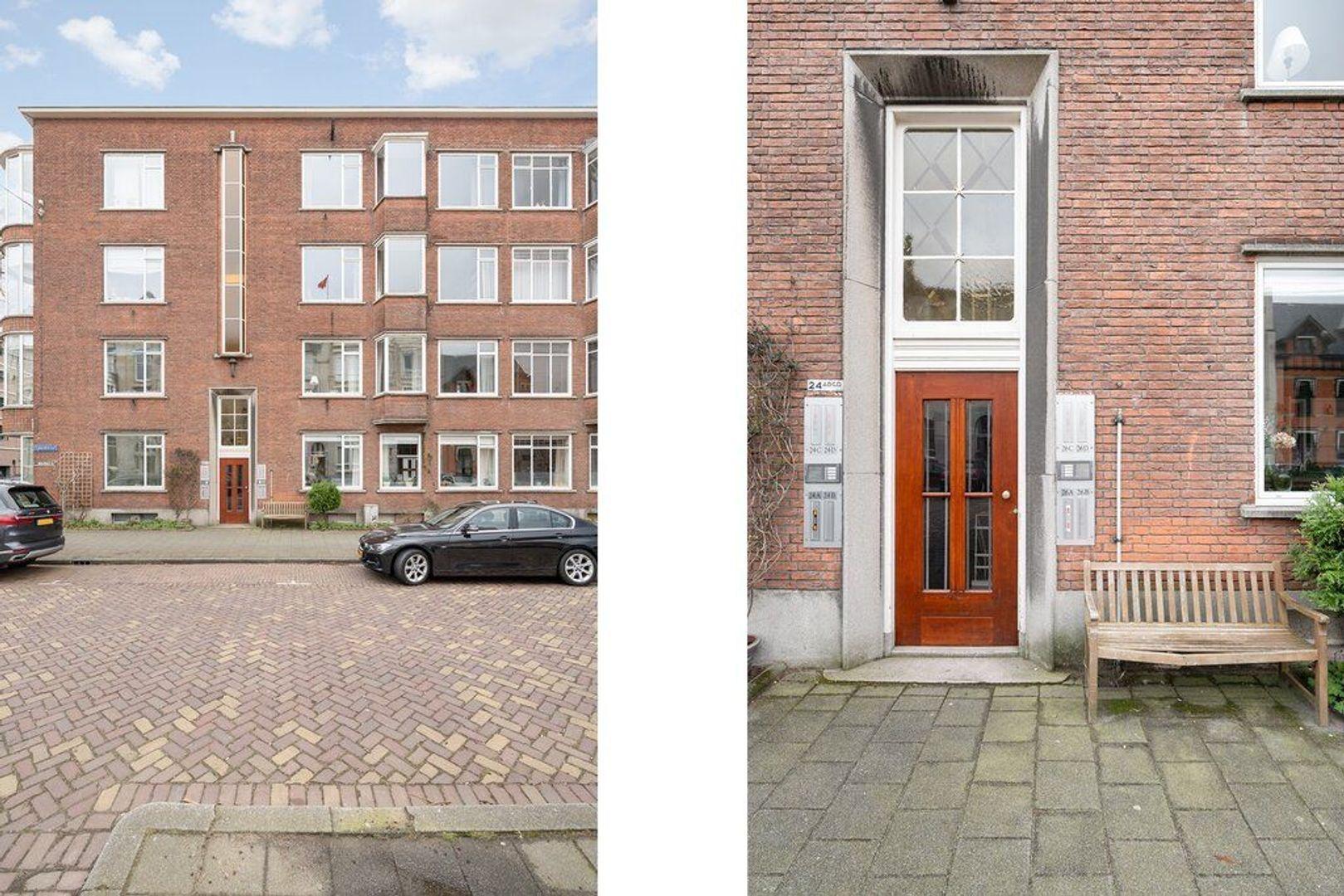 Calandstraat 26 a, Rotterdam foto-2 blur
