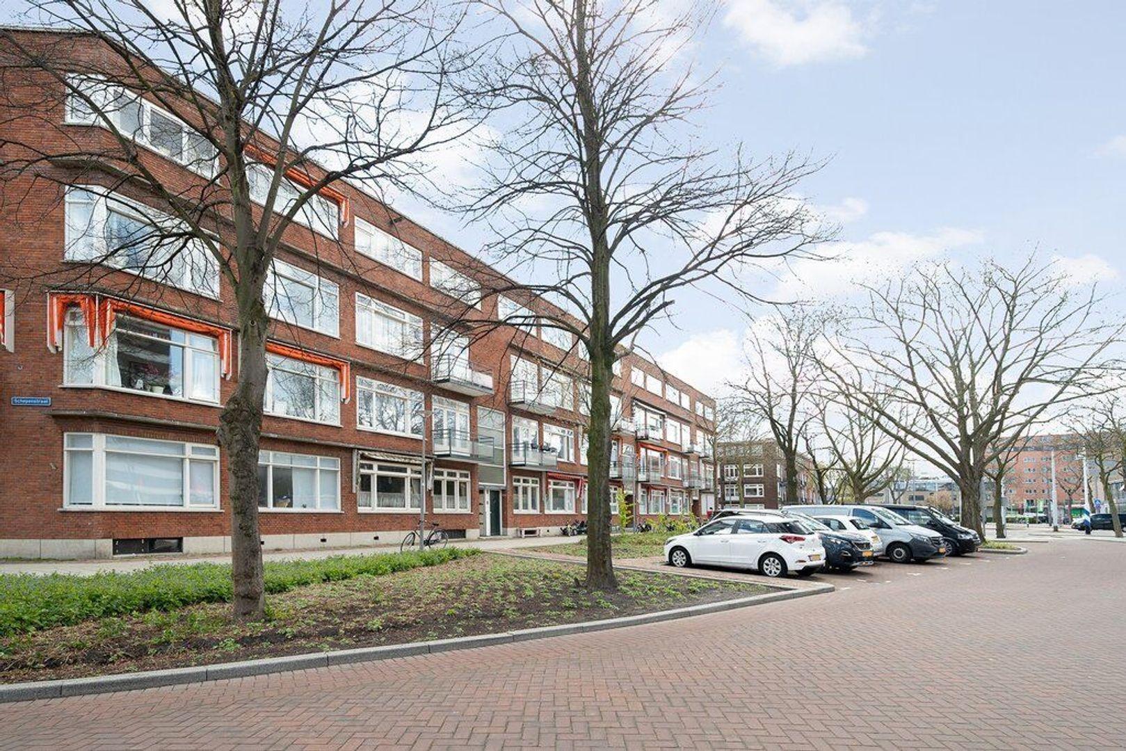 Schepenstraat 114 c, Rotterdam foto-1 blur