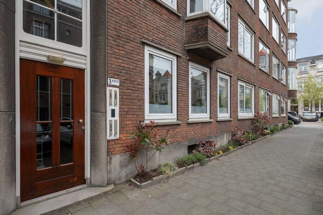 Zeemansstraat 3 a, Rotterdam