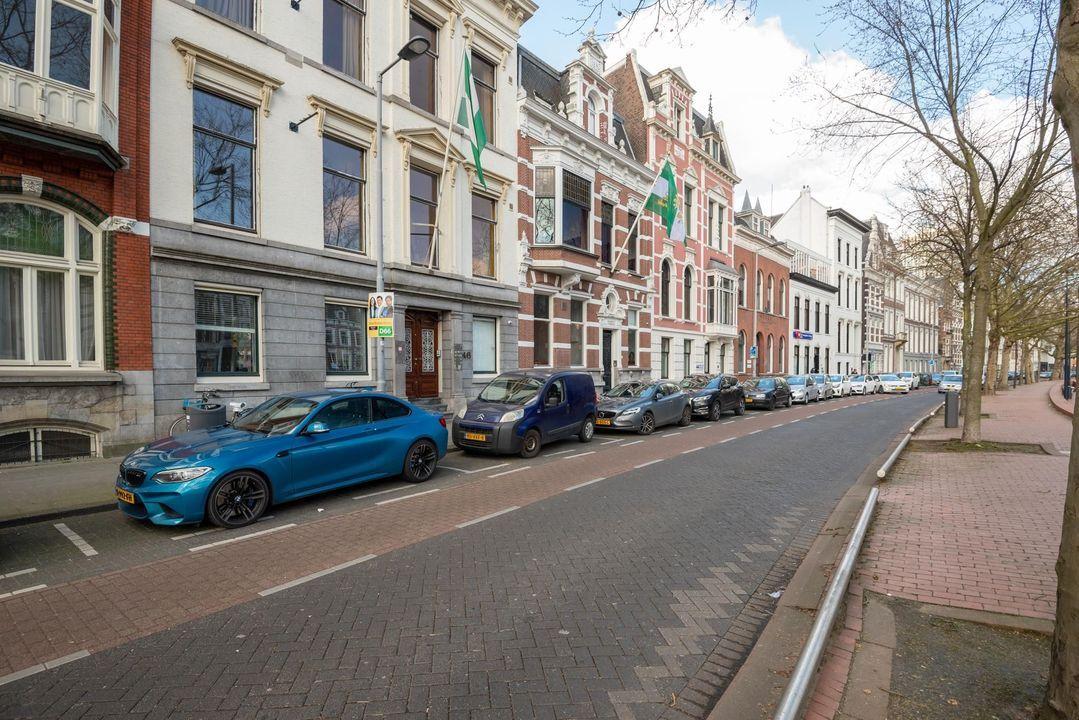 Westersingel 46 b, Rotterdam