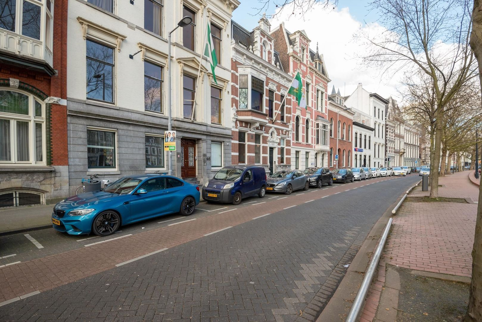 Westersingel 46 b, Rotterdam foto-0 blur