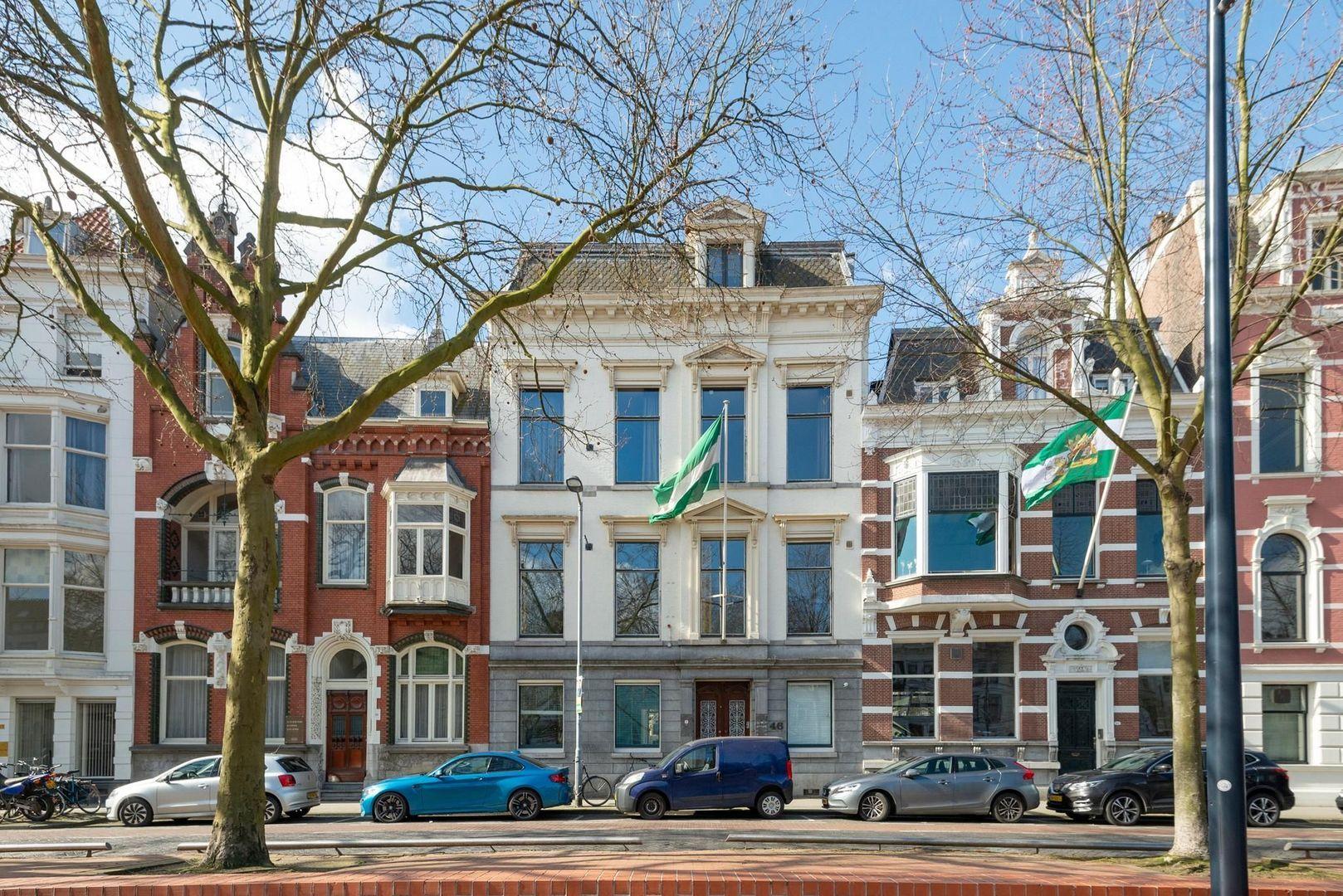 Westersingel 46 b, Rotterdam foto-1 blur