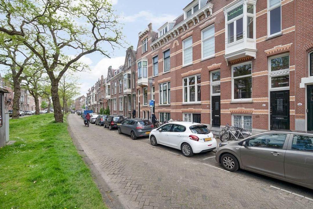 Voorschoterlaan 37 b, Rotterdam