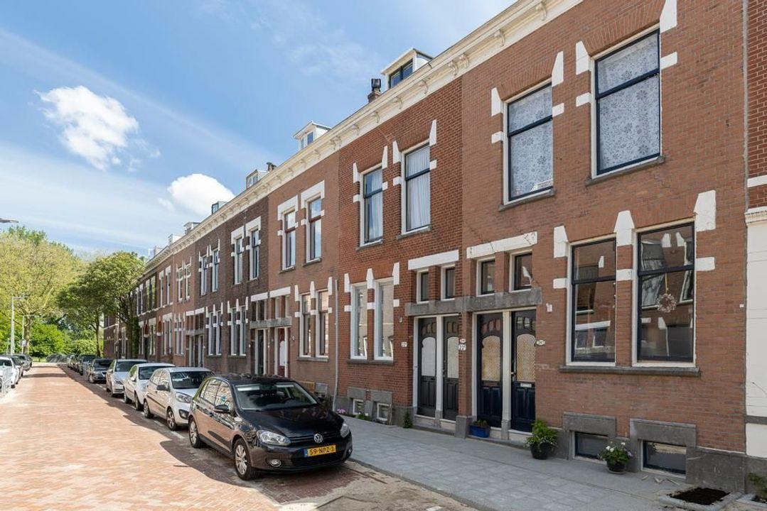 Wildeveenstraat 22 a, Rotterdam