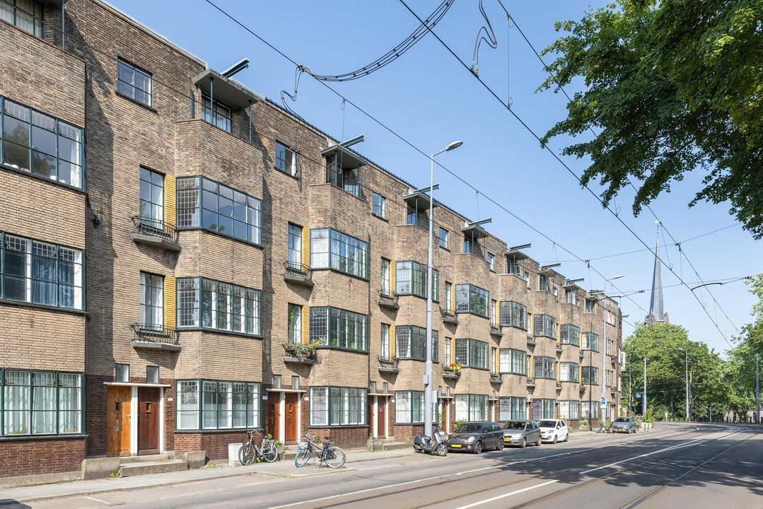 Honingerdijk 41 b01, Rotterdam