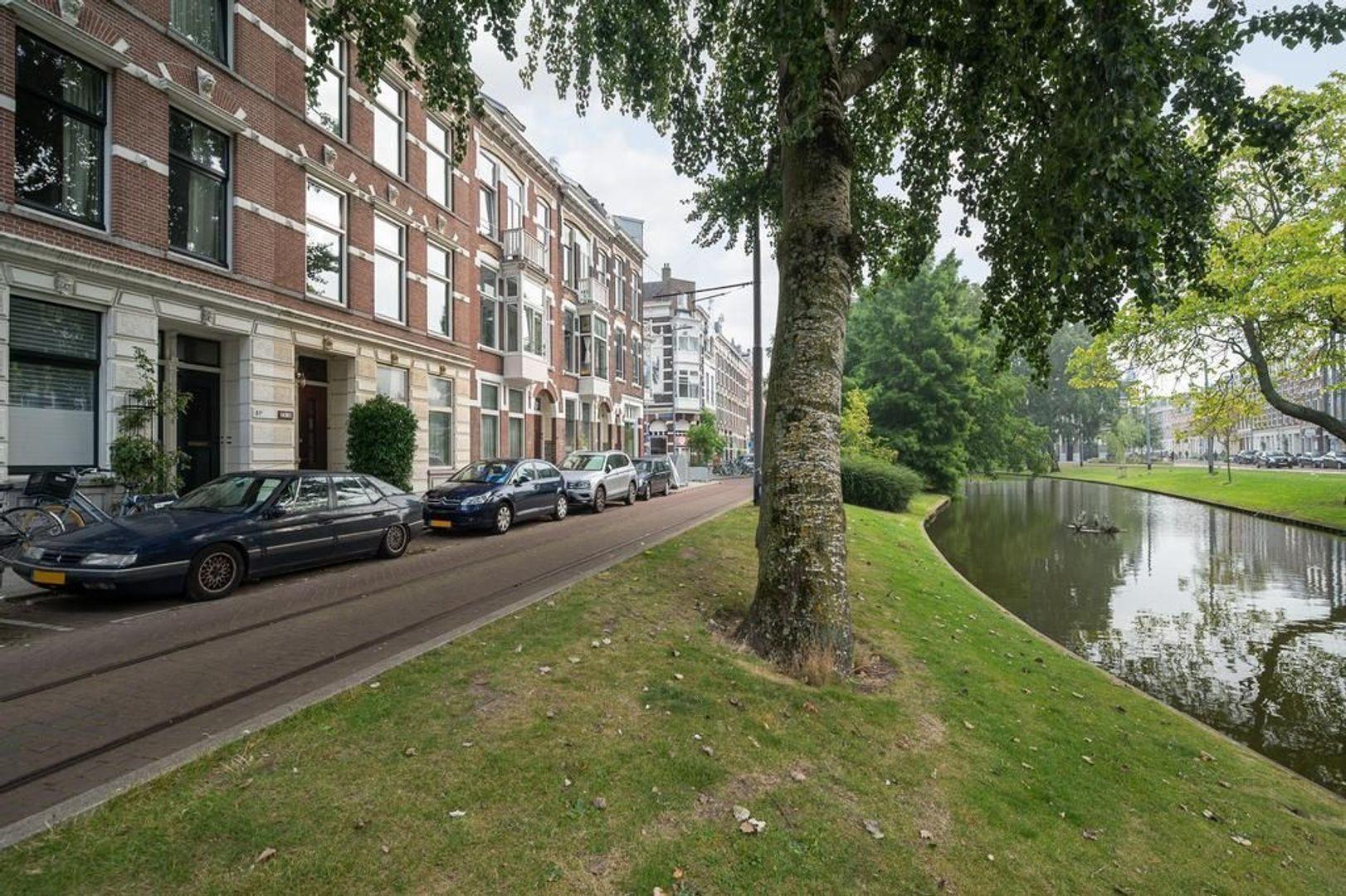 Provenierssingel 79 b, Rotterdam foto-1 blur