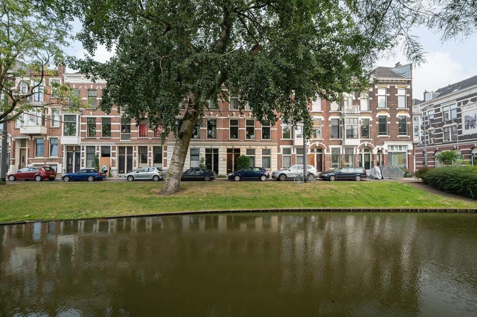 Provenierssingel 79 b, Rotterdam foto-3 blur