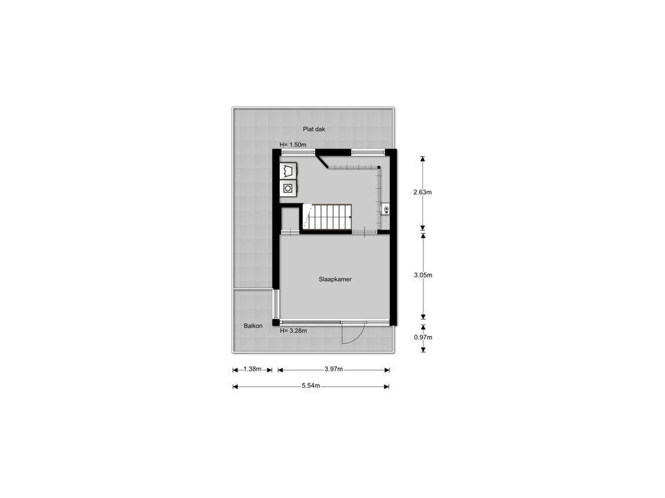 Aristoteleslaan 63, Huizen plattegrond-28