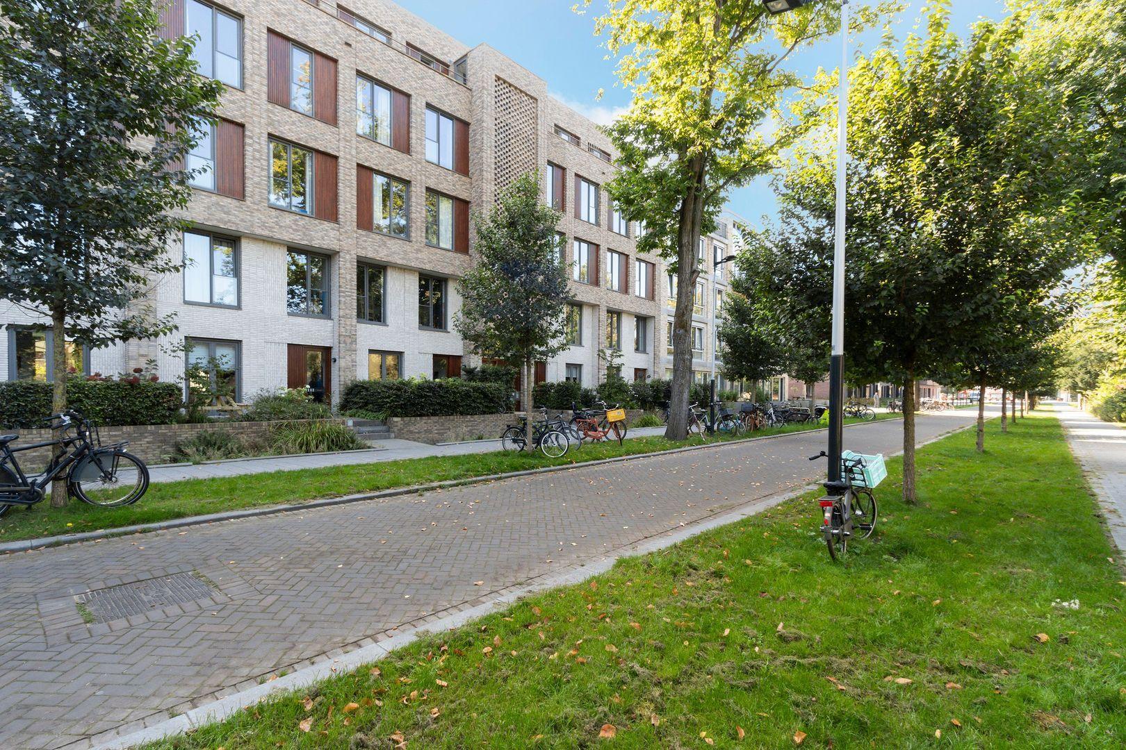 Zuidelijke Wandelweg 117 + PP, Amsterdam foto-35 blur
