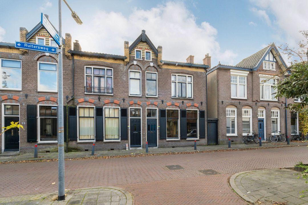 Ruitersweg 97, Hilversum