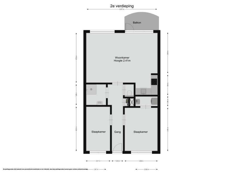 Langgewenst 81, Hilversum plattegrond-20