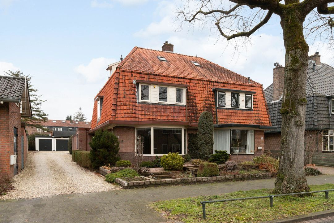 Pieter de Hooghlaan 10, Hilversum