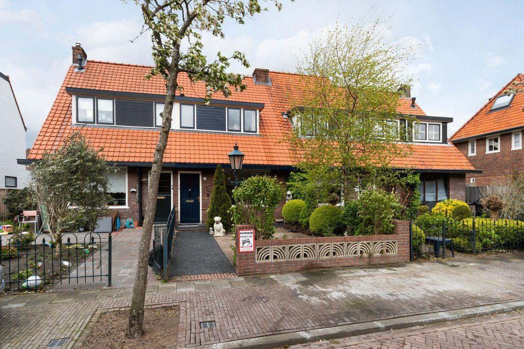 Casper Fagelstraat 12, Hilversum