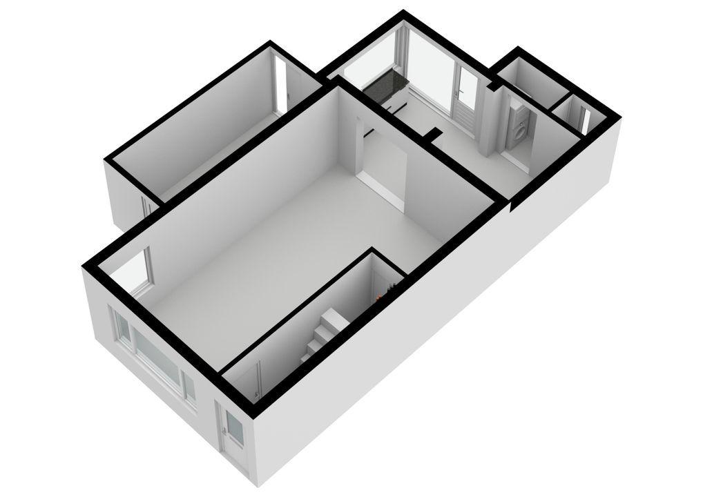 Veldheimerlaan 25, Bussum plattegrond-20