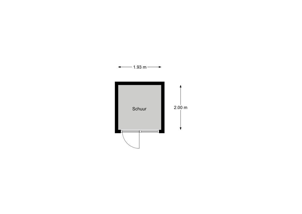 Batterijlaan 7, Bussum plattegrond-21