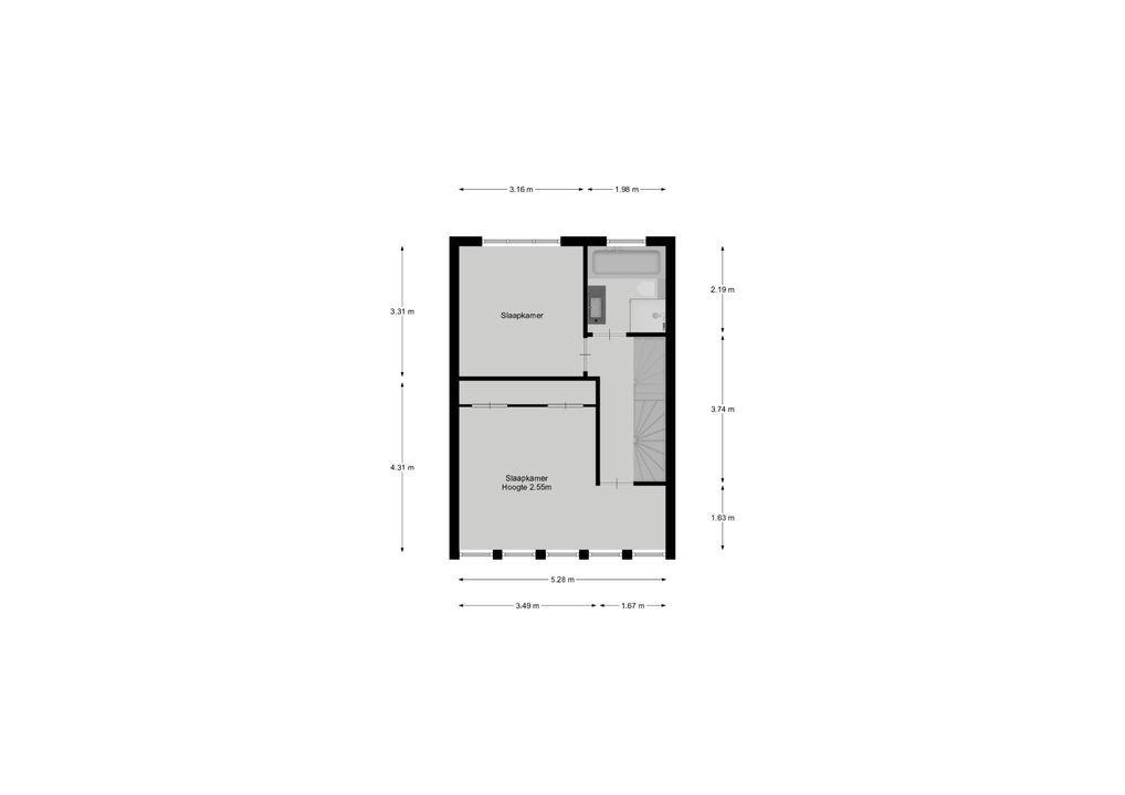Siriusstraat 20, Hilversum plattegrond-26