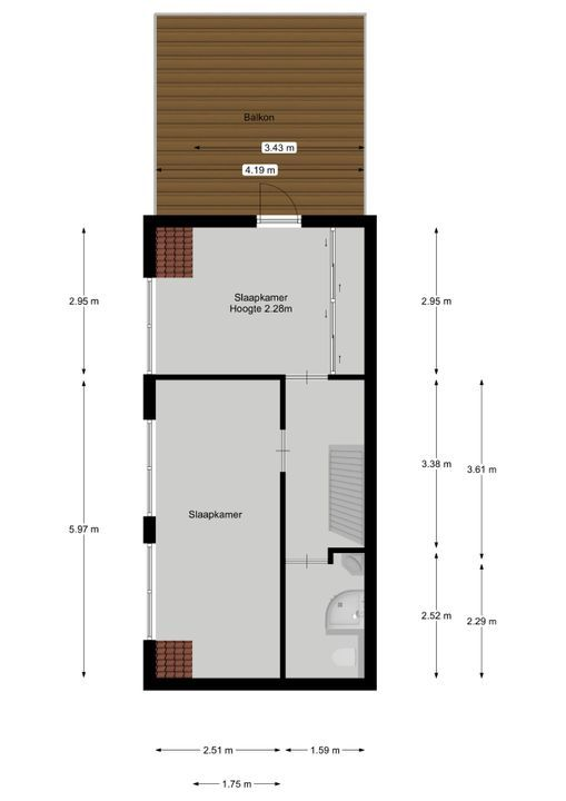 Bijlstraat 82, Bussum plattegrond-31