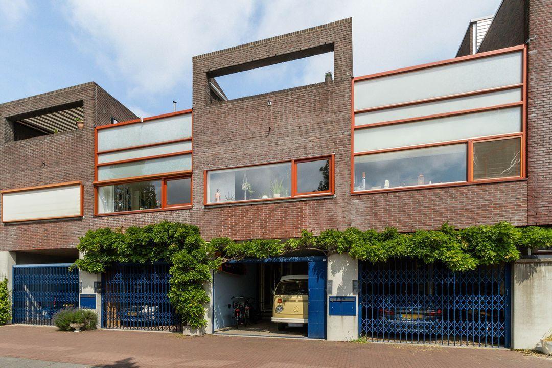 Borneokade 147, Amsterdam