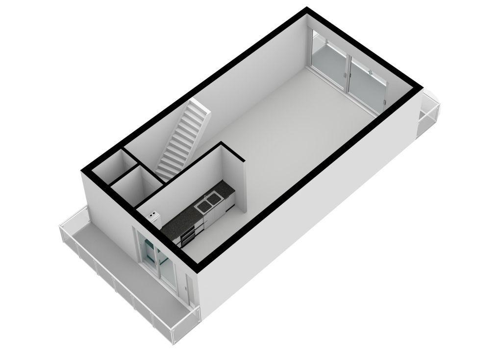 Klipper 11, Huizen plattegrond-18