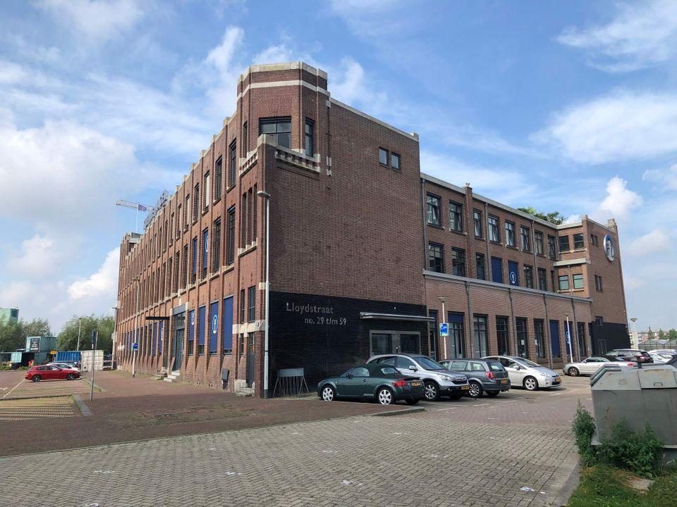 Lloydstraat 41 A, Rotterdam