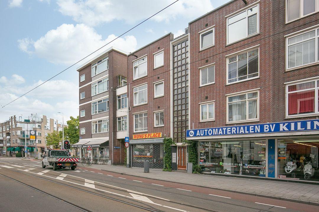 Jonker Fransstraat 82 D, Rotterdam