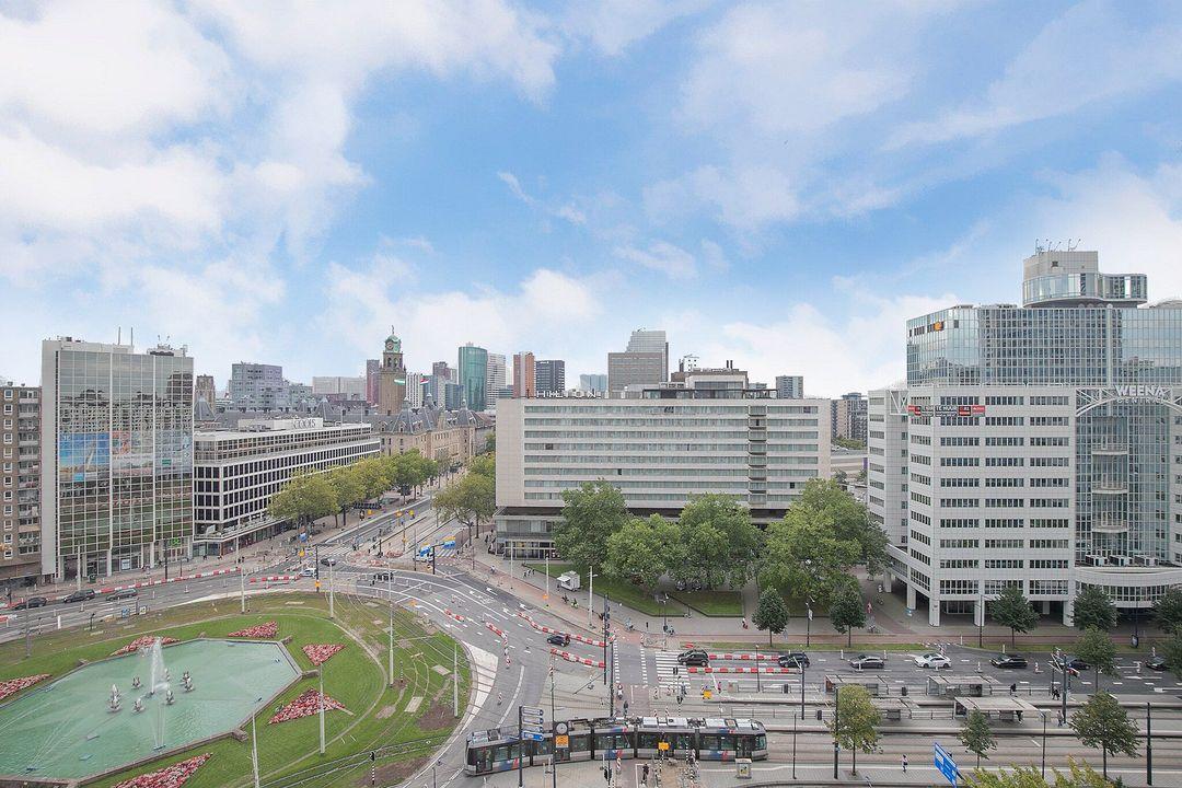 Weena 47 B, Rotterdam