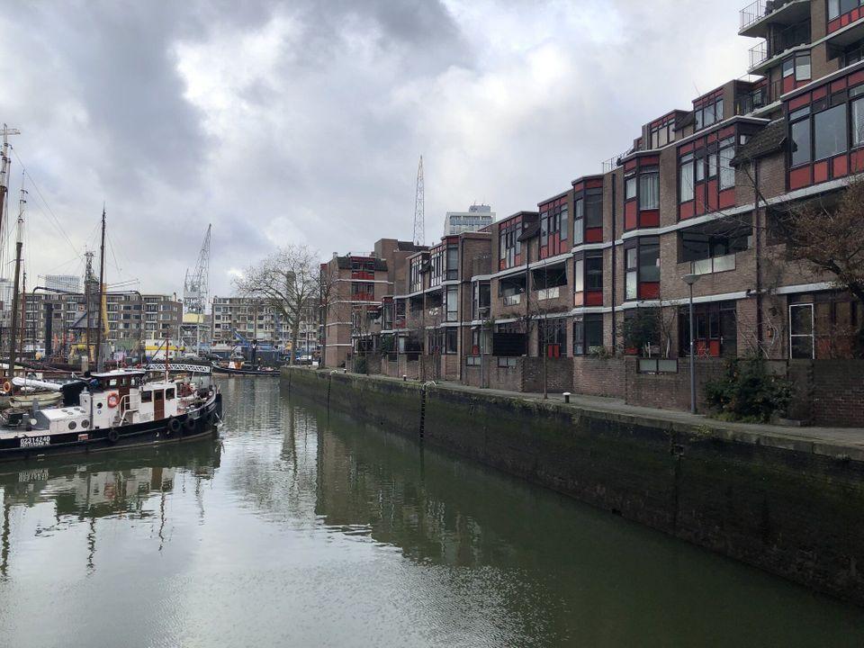 Wijnkade 78, Rotterdam