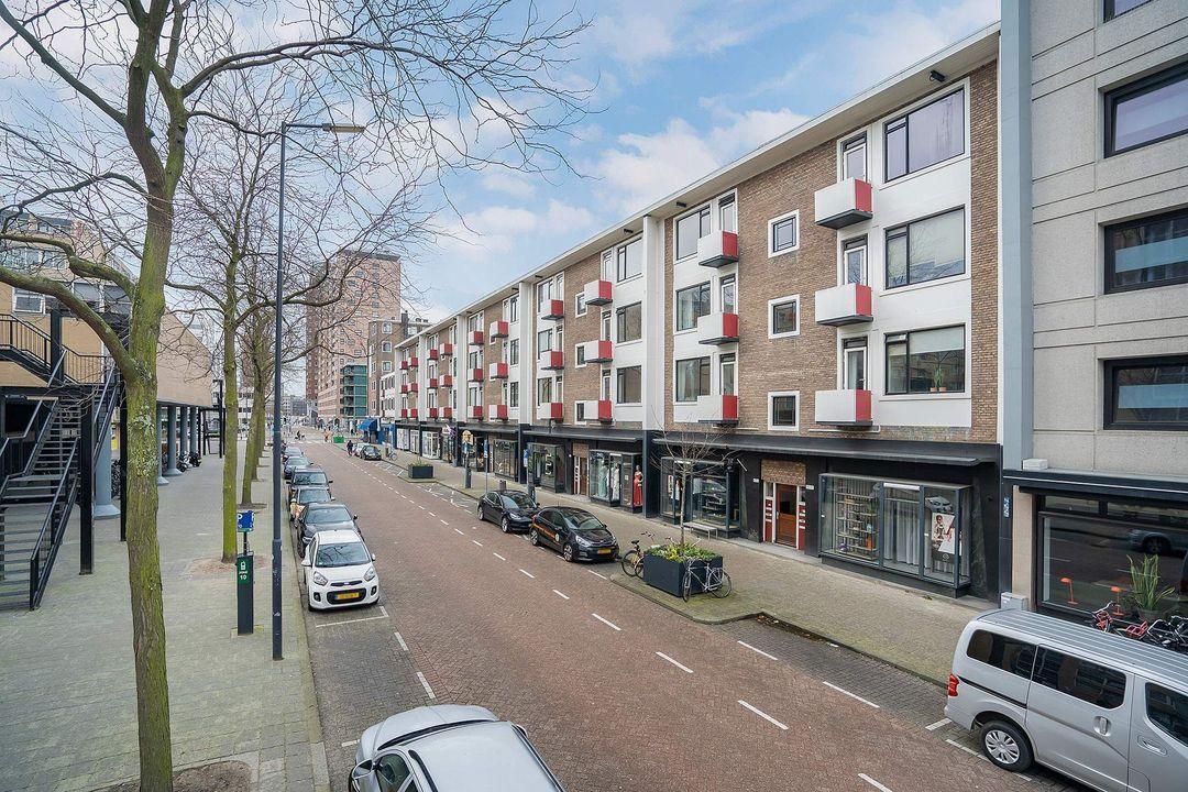 Hoogstraat 87 C, Rotterdam