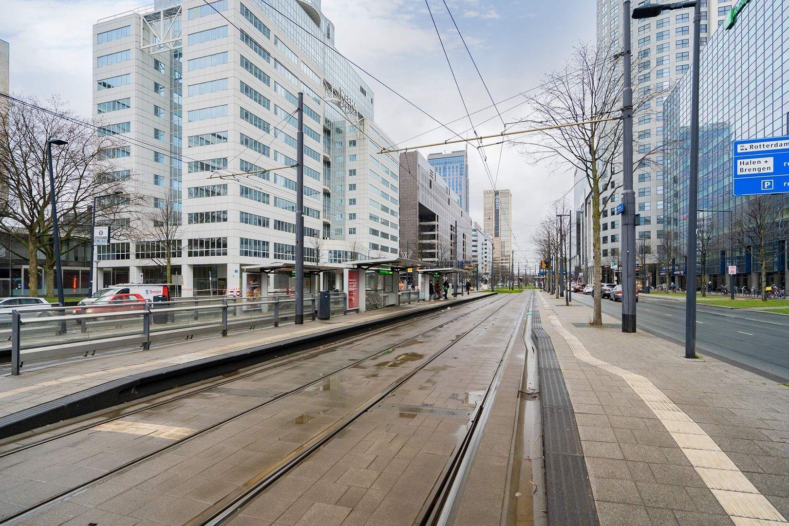 Weena 71 C, Rotterdam foto-33 blur