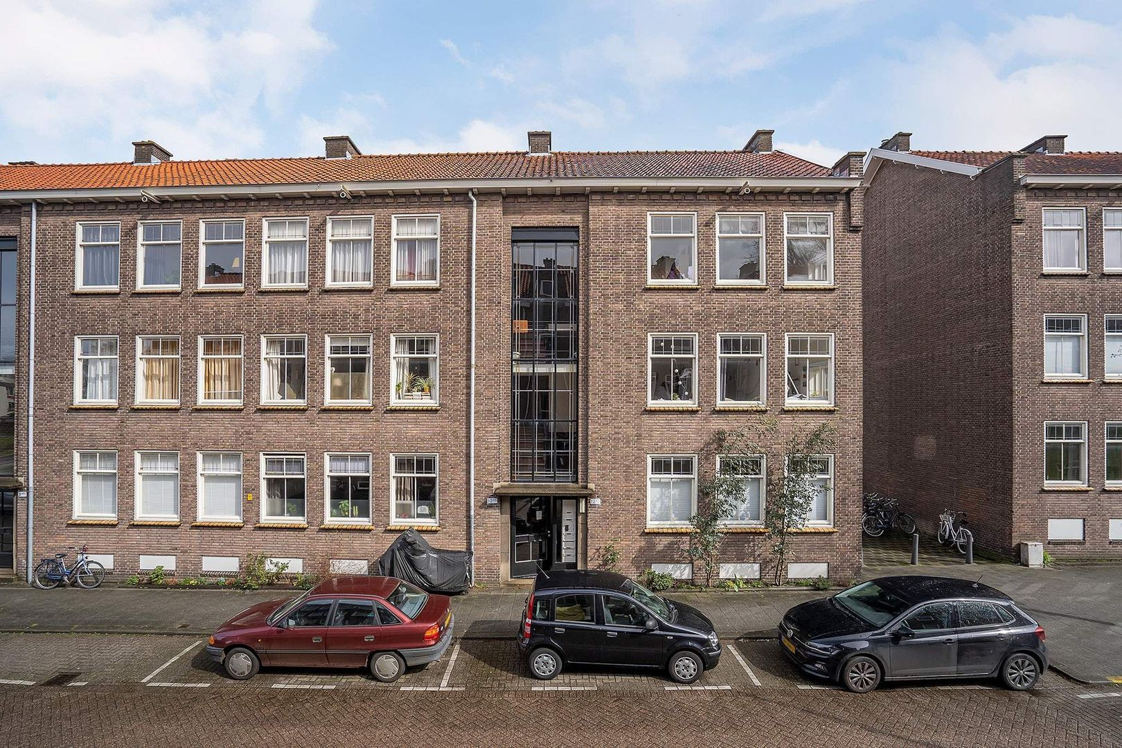 Carel van Nieveltstraat 12 A, Rotterdam foto-34 blur