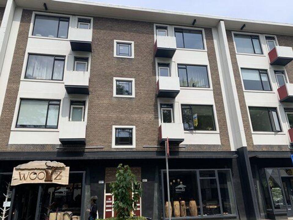Hoogstraat 93 B, Rotterdam