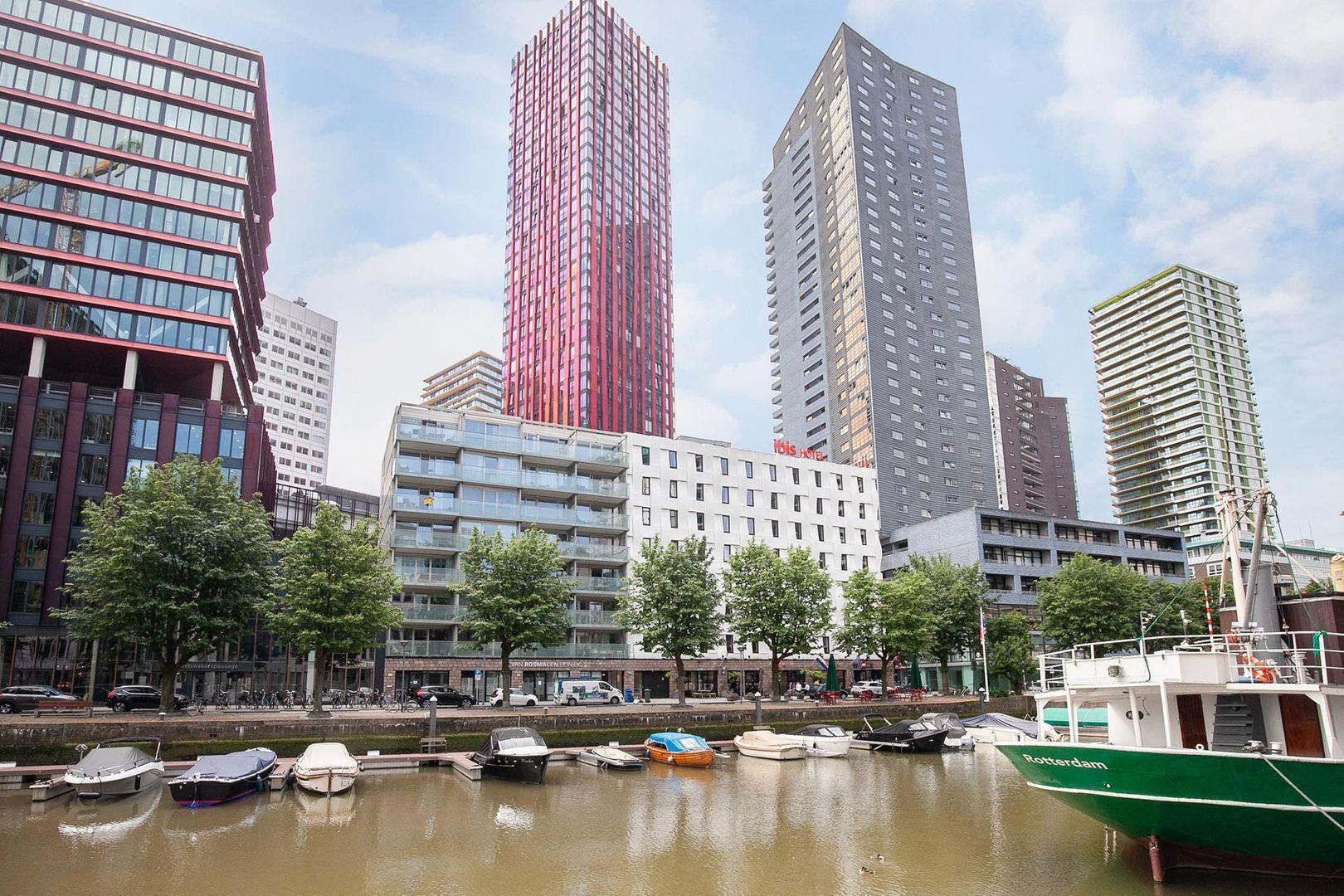 Scheepmakerspassage 46, Rotterdam foto-22 blur
