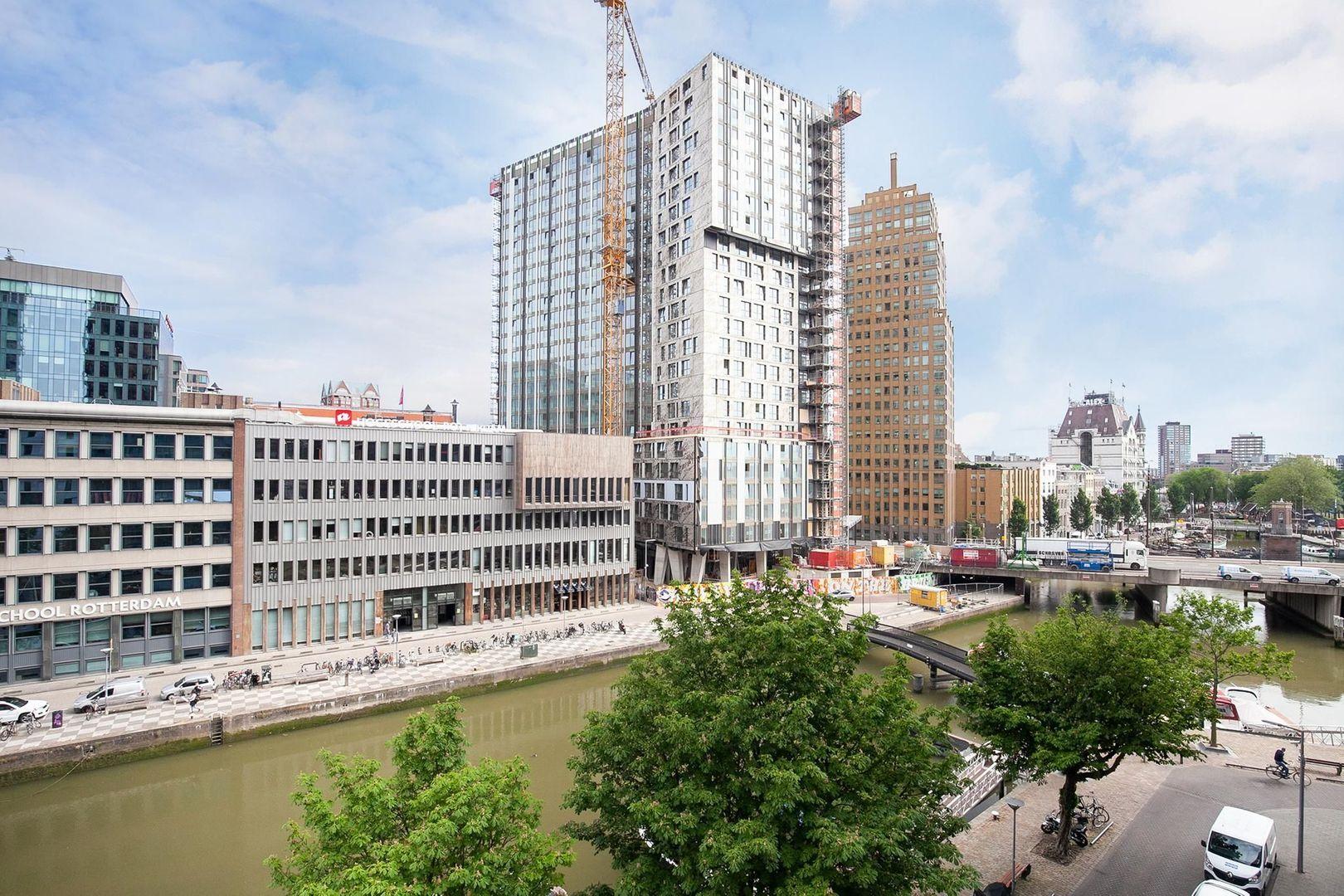 Scheepmakerspassage 46, Rotterdam foto-24 blur