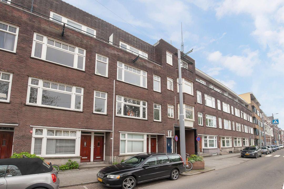 Honingerdijk 11 A II, Rotterdam
