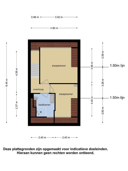 Molenstraat 8, Hardinxveld-Giessendam plattegrond-28