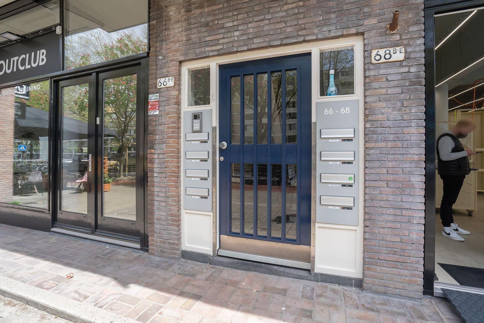 Mariniersweg 68 D, Rotterdam foto-25 blur